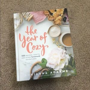"""Other - NWT Book- """"The Year of Cozy"""""""